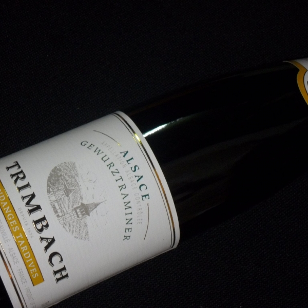 Domaine  Trimbach Vendanges Tardives Gewurztraminer 2011