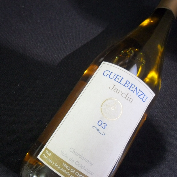 Domaine  Guelbenzu Chardonnay Jardin 2003