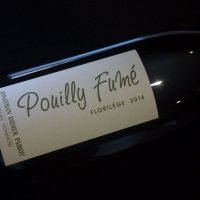 Domaine  Jonathan Didier Pabiot Florilege Pouilly Fume 2016