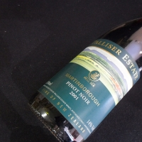 Domaine  Palliser Estate Pinot Noir 2001