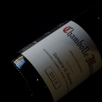 Domaine  Roumier Chambolle Musigny 2015