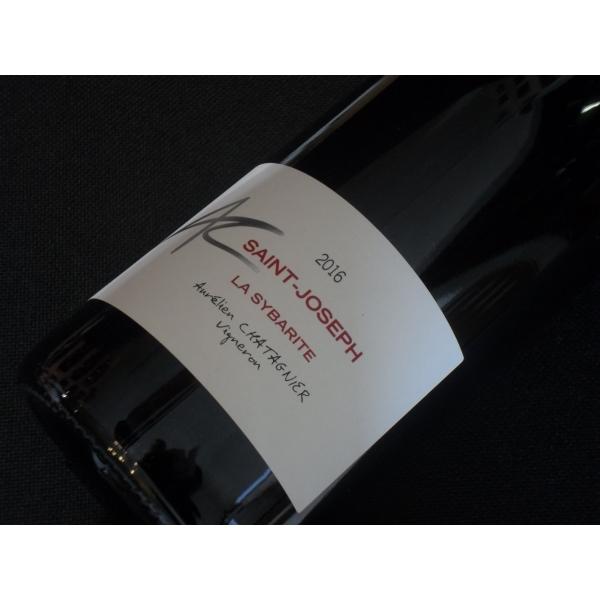 Domaine  Aurelien Chatagnier Saint Joseph La Sybarite 2016