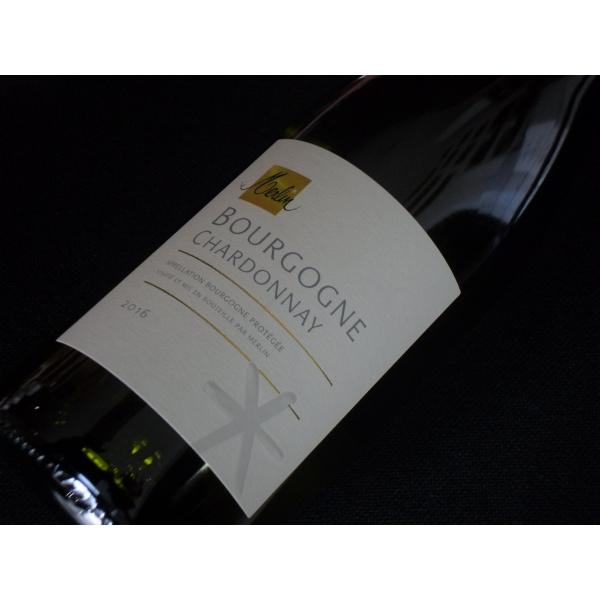 Domaine  Merlin Bourgogne Blanc 2016