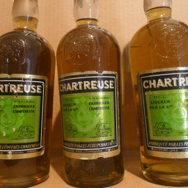 Chartreuse De Tarragone Verte 83- 87