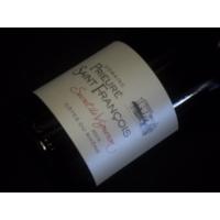 Domaine  Prieure Saint Francois Cotes Du Rhone Trad 2015