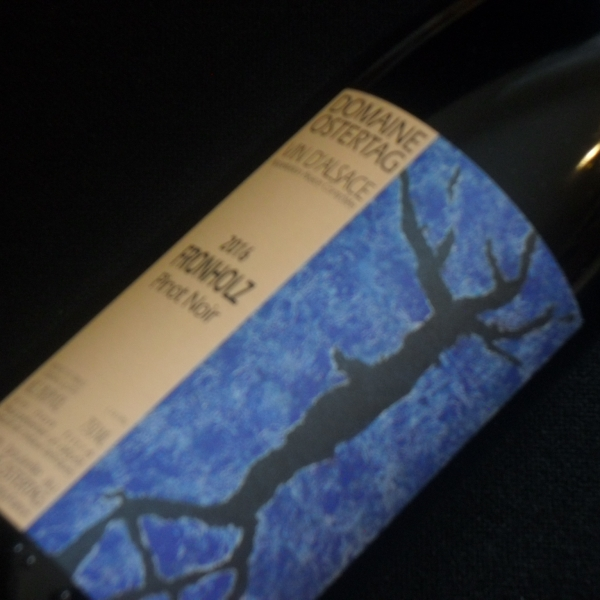 Domaine  Ostertag Fronholtz Pinot Noir 2016
