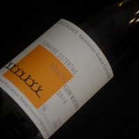 Domaine  Ostertag Clos Mathis Riesling 2016