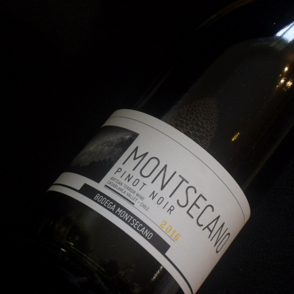 Domaine  Montsecano (Andre Ostertag) Chili Pinot Noir 2016