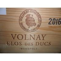 Domaine  Marquis D'angerville Clos Des Ducs 2016