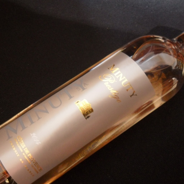 Château  Minuty Prestige Rose 2014