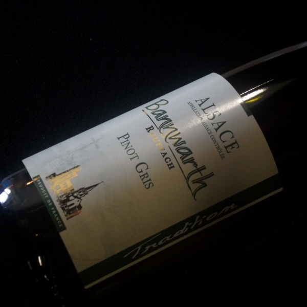 Domaine  Bannwarth Pinot Gris 2016