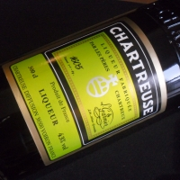 Chartreuse Voiron Jaune