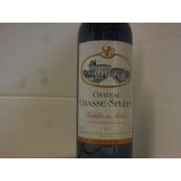 Château  Chasse Spleen 1997