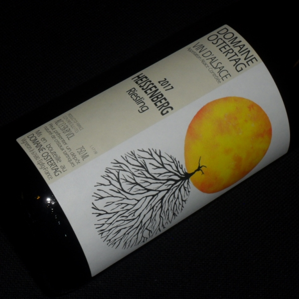 Domaine  Ostertag Heissenberg Riesling 2017