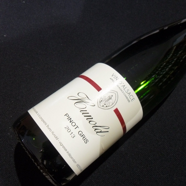 Domaine  Hunold Pinot Gris 2013