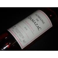 Domaine  Damazac Rose 2018