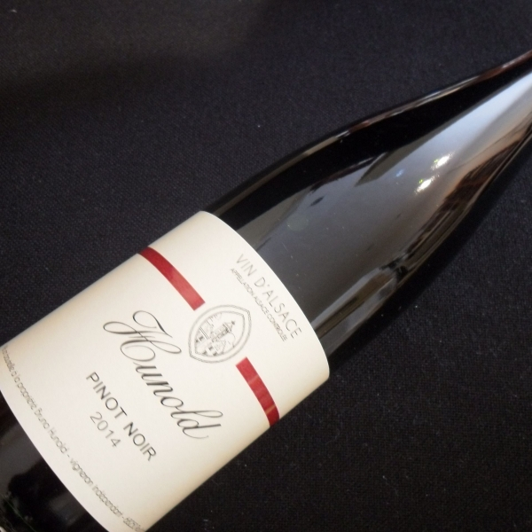 Domaine  Hunold Pinot Noir 2014
