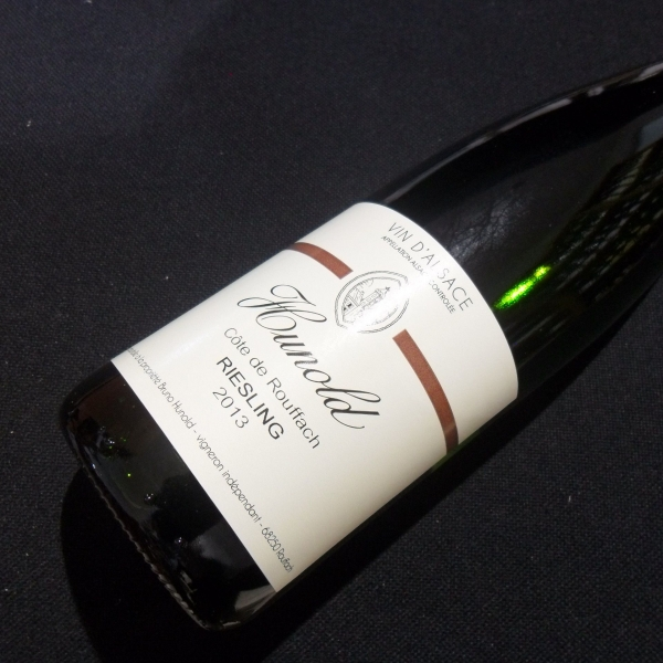 Domaine  Hunold Cote De Rouffach Riesling 2013