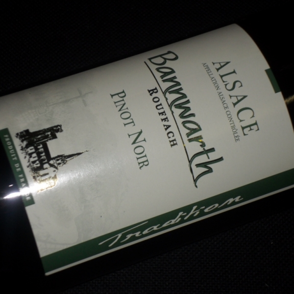 Domaine  Bannwarth Pinot Noir 2017