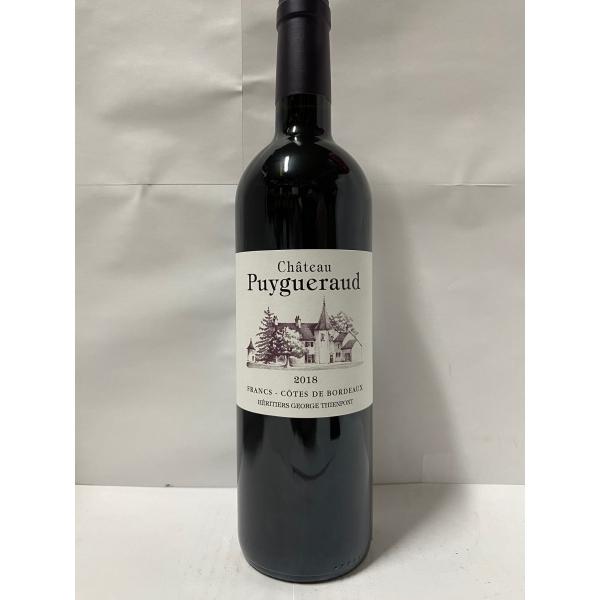 Château  Puygueraud 2018