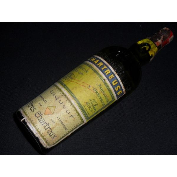 Chartreuse Tarragone El Cumbre Verte 1951-1959