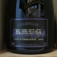 Cuvée  Krug Clos D'ambonnay 2000