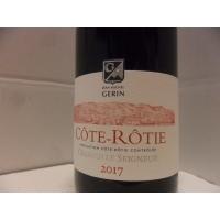 Domaine  Gerin Champin Le Seigneur Cote Rotie 2017