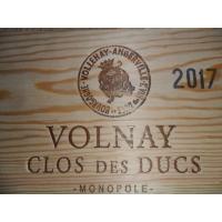 Domaine  Marquis D'angerville Clos Des Ducs 2017
