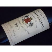 Château la Gaffeliere 1985