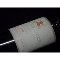 Château  Pape Clement R 1990