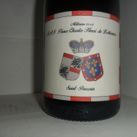 Domaine  Grosbot Barbara Lobkowicz S.a.s Le Prince Charles-Henri 2018
