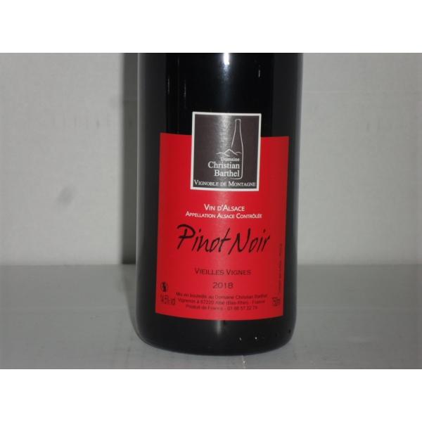 Domaine  Barthel Pinot Noir Vieilles Vignes 2018