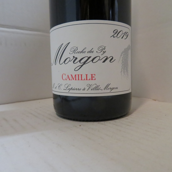 Domaine  Marcel Lapierre Cuvee Camille 2019
