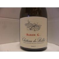 Château de Bellet Baron G Blanc 2017