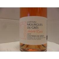 Domaine  Mourgues Du Gres Les Galets Roses 2019