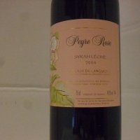 Domaine  Peyre Rose Clos Syrah Leone 2004