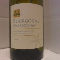 Domaine  Merlin Bourgogne Blanc 2018