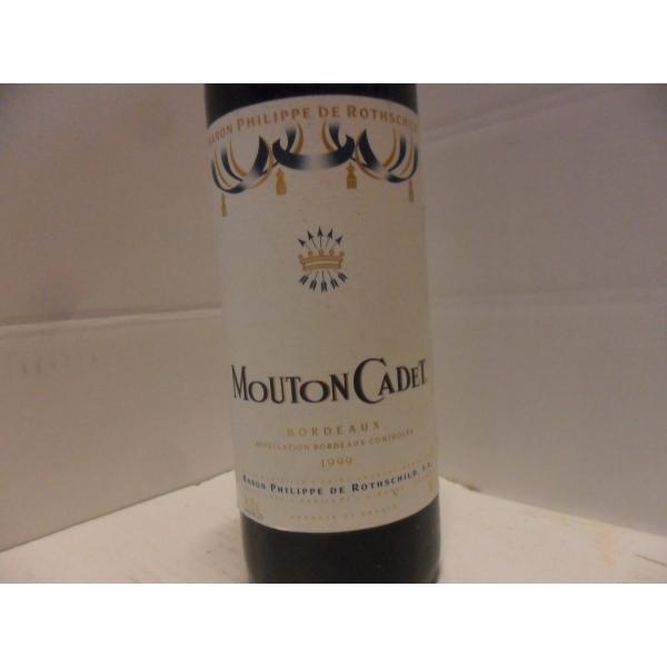 Château  Mouton Cadet 1999