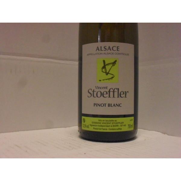Domaine  Vincent Stoeffler Pinot Blanc 2019