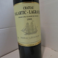 Château  Malartic Lagraviere R 1995