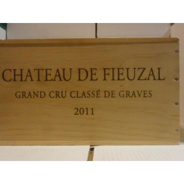 Château de Fieuzal R. 2011