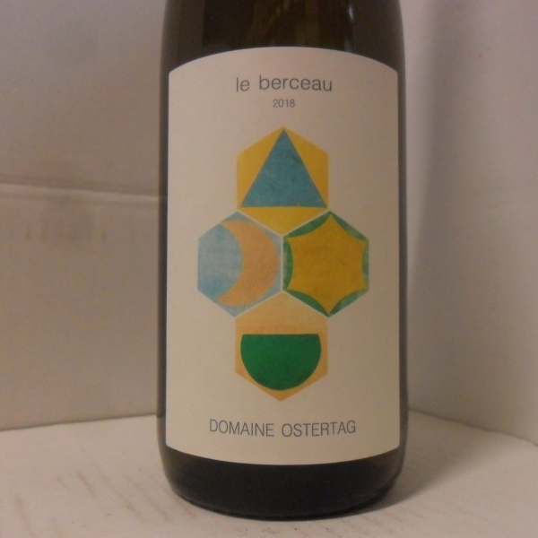 Domaine  Ostertag Le Berceau Riesling 2018