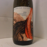 Domaine  Ostertag Muenchberg Riesling 2018