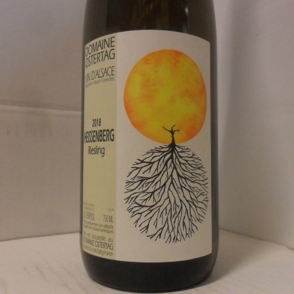 Domaine  Ostertag Heissenberg Riesling 2018