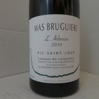 Domaine  Mas Bruguiere L'arbouse 2010
