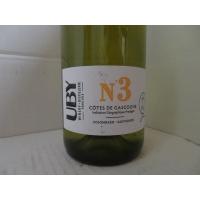Uby N° 3 Colombard - Sauvignon 2019