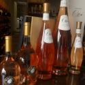 Elles viennent d'arriver...Château Miraval rosé Magnum et bouteille / Domaine Jean-Michel Alquier