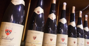 Vins Alsace, vins français