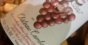 Vins Beaujolais, vins français