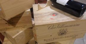 Vins Bordeaux, vins français